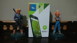 Vendo Moto X Play Libre en Caja