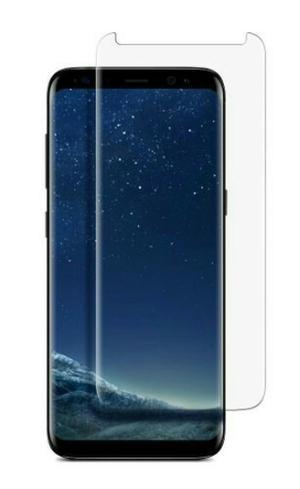 Vidrio Templado Transparente Samsung S8, S8 Plus