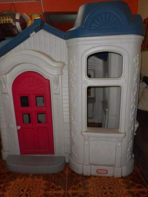 casa mansion para niños little tikes casita no step2
