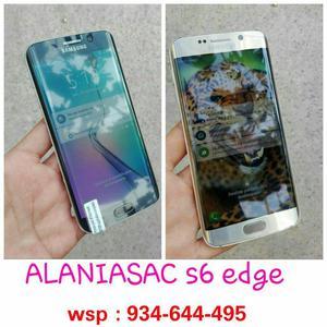 Galaxy Nuevos S6 Y S6 Edge Tienda