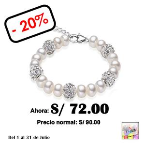 b64a23edcd84 Juego de joyas perlas originales de agua dulce