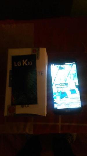 Lg K10 Nuevo