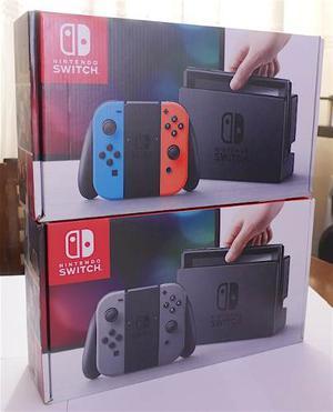 Nintendo Switch Nuevo Sellado - Marketfenix