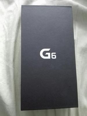 Remato Lg G6 Nuevo en Caja Y con Papeles