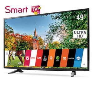 Televisor Lg Ultra Hd 4k de 49 Pulgadas