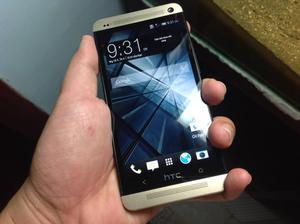 Vendo HTC One M7 4G LTE Libre,Camara de 13MPX FHD,32GBi,Quad