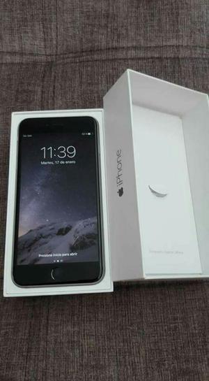Vendo iPhone 6 32gb Space Gray 10 de 10