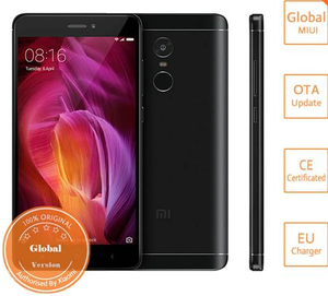 Xiaomi Redmi Note 4 Global 32gb Rom 3gb Ram 4g En Todas las
