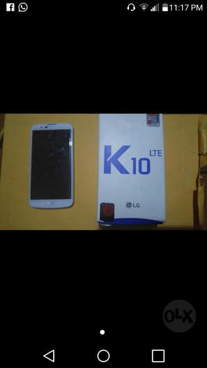 Vendo Lg K 10