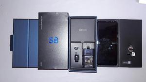 Vendo/Cambio Samsung Galaxy S8 Black más Case Otter Box