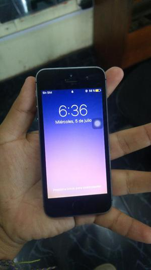 iPhone 5s 16gb para Repuesto No 4s 5c 8g