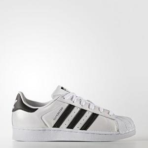 Adidas Superstar acabado metalico