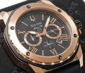 Vendo Reloj Bulova Marine Star