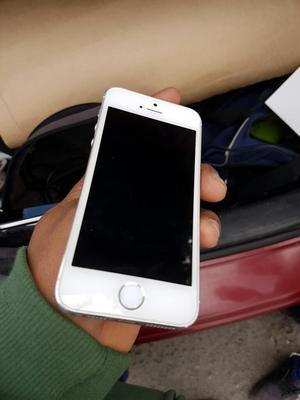 iPhone 5s Repuesto Blanco