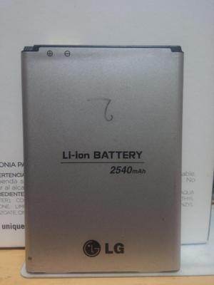 Vendo Bateria Original para LG G3 Beat D722p S/. 30