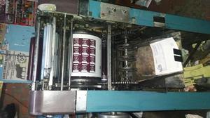 Vendo Maquinas para imprenta Offset Davidson