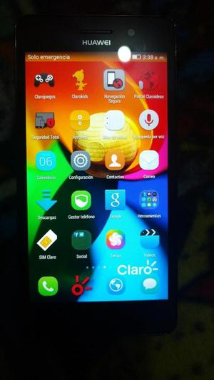 CELULAR HUAWEI G PLAY MINI PERFECTO ESTADO