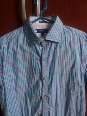 Camisa Mc Innovatore Talla S Slim Fit