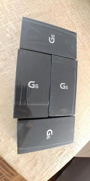 Lg G6 Caja Selladas