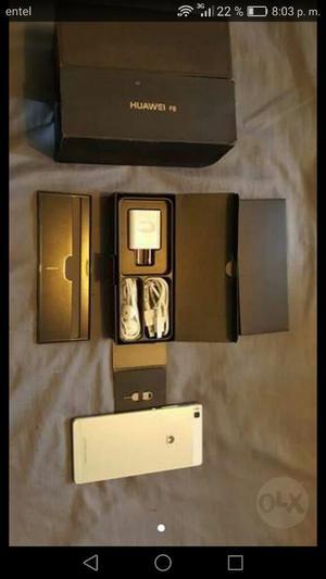 Vendo O Cambio Huawei P8 Grace Blanco.