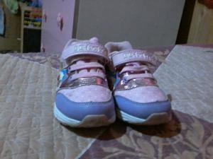 Zapatillas de Niña Usadas