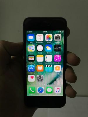 iPhone 5S 16Gb Libre De iCloud No Negociable
