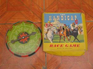 Antiguo Juguete Made In England