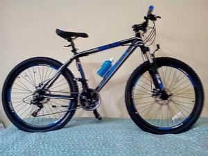 Bicicleta Montañera Aro 26 Aluminio