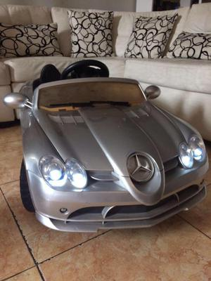Carro A Bateria Para Ninos Juguetes Mercedes Benz Posot Class