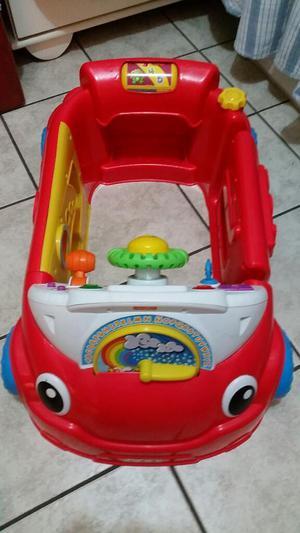 Carro Juguete Fijo para Bebé
