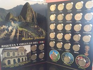 Coleccion de Monedas Peru