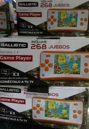 Juegos Game Player Videojuego Tv Oferta 30 Soles