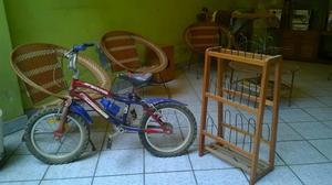 Vendo Zapatera Y Bicicleta para Niño
