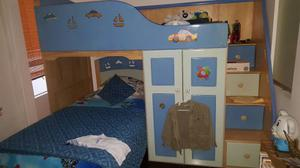 Juego de dormitorio para ni os y lima callao posot class for Juego de dormitorio para ninos