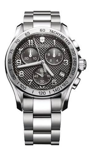 Reloj Swiss Army Victorinox  Cronógrafo Clásico