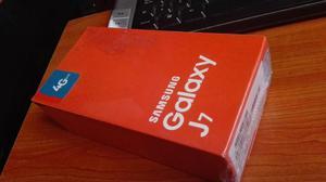 ► Samsung Galaxy J7 Estado caja sellada Color: NEGRO
