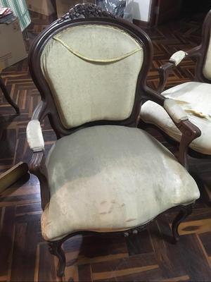 Sillas Estilo Antiguo Vintage