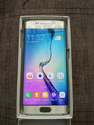 Vendo Samsung S6 Edge 32gb Libre 9.5 de 10 en Su Caja