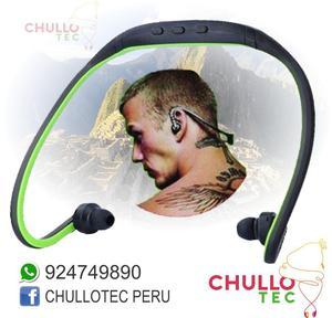 Audífonos Bluetooth Handsfree Radio FM Sd