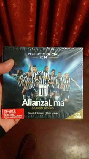 Cd de Alianza Lima