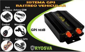 Gps Satelital Ryosva Para Rastreo Vehicular