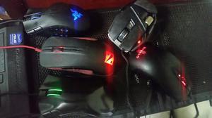 Mouse's Gamer Razer Steelseries Dota 2