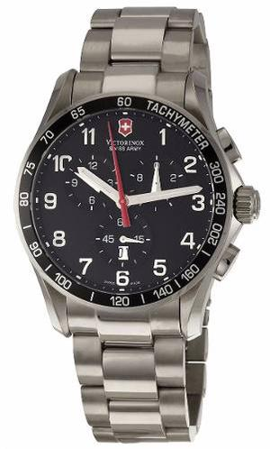 Reloj Victorinox Swiss Army  Classic Cronógrafo Suizo