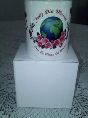 Tazas Personalizadas Para El Día De La Madre !!!