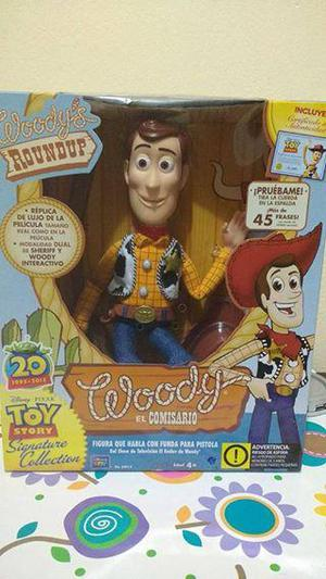 Toy story woody interactivo edición de lujo 45 frases 06623b8571e