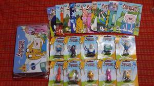 Coleccion Hora De Aventura (Adventure Time) Del Comercio