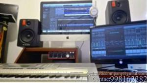 Estudio De Grabación Al Alcance De Todos!jingles, Karaokes
