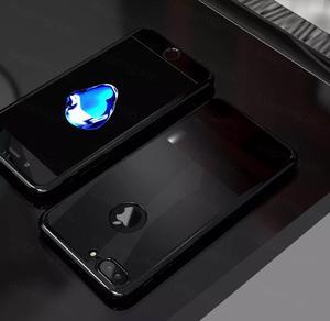 Case para iPhone 7 Plus Mas Vidrio Temp