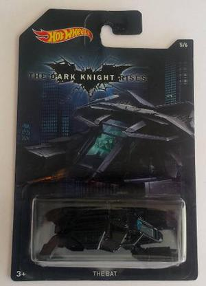 Hot Wheels The Bat - Batman 5/6