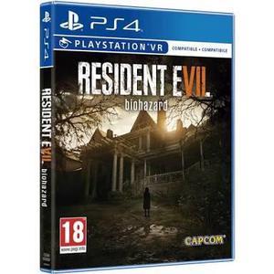 Juego Resident Evil 7 Ps4 Como Nuevo